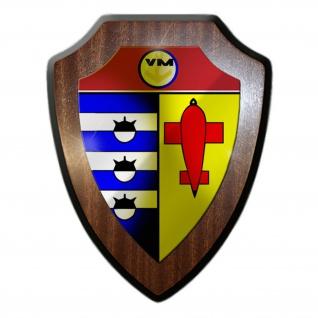 Wappenschild VM Minenabwehrkräfte Volksmarine NVA DDR Nationale Volksarmee#21732