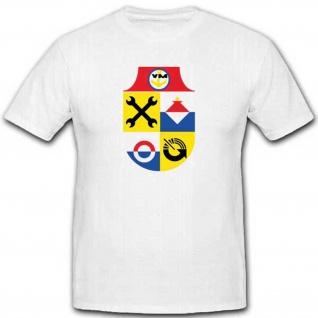Wappen Rückwärtige Dienste Nva Militär Einheit Abzeichen Ddr - T Shirt #2911