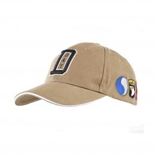 D-day Baseball Cap Ww Ii Us Army Normandie Frankreich Usa Amerika Zweiter #17211 - Vorschau 2