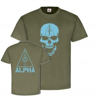 Delta Force Typ 5 Army Skull Abzeichen Wappen Schädel Gruppe Hemd T shirt #21668