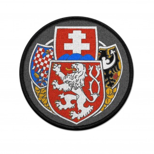 Patch Tschechoslowakische Legionen Ceskoslovenské legie Wappen Tschechen #37064