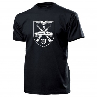 USMC Marine Raiders United States Marine Corps Logo Wappen - T Shirt #16290