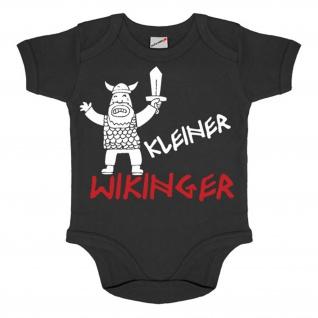 Baby Body kleiner Wikinger Germane Mitteleuropa Skandinavien Germanen #15411