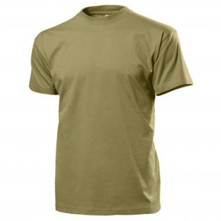 Army Alfashirt sand Shirt Einsatzhemd Ringspinn-Baumwolle - T Shirt #15976