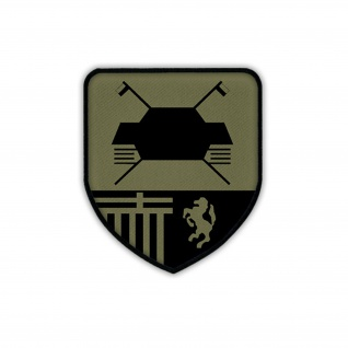Patch Aufnäher PzAufklBtl 7 TARN Panzeraufklärungsbataillon Bundeswehr #20146