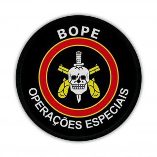 Patch / Aufnäher -BOPE Batalhão de Operações Policiais Especiais Brasilien#14490