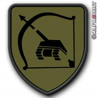 Patch / Aufnäher - PzBtl44 - Tarnvariante Wappen Militär Deutschland #8968