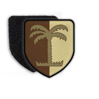Patch Klett Flausch PzGrenBtl 33 ISAF Panzer Bataillon Bundeswehr Wappen #22353