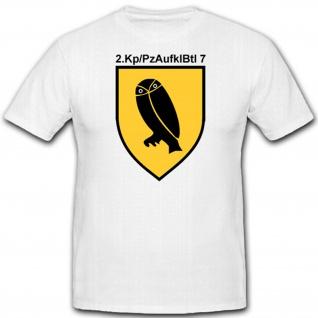 Kompanie Wappen Militär Abzeichen Emblem Bundeswehr Bataillon T Shirt #2376