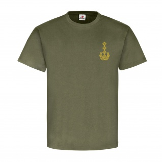 General Dienstgrad Bundeswehr BW Abzeichen Schulterklappe - T Shirt #15910