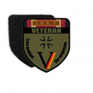 ISAF Veteran Patch BW Bundeswehr Militär Armee #33823