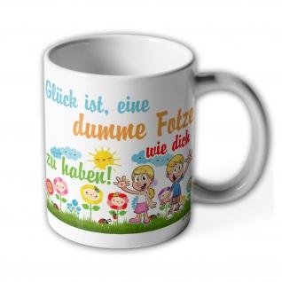 Tasse dumme Fotze Freundin Schwiegermutter Humor Spaß Geschenk #36688