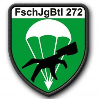 Patch / Aufnäher - Badge FschJgBtl272 Fallschirmjägerbataillon Falli #2617