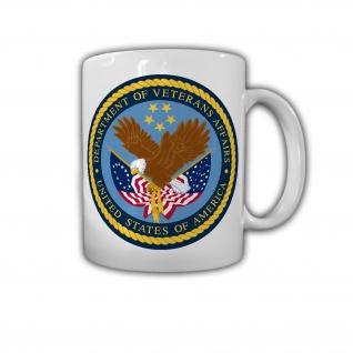 United States Department of Veterans Affairs Us Army Amerika - Tasse #26794