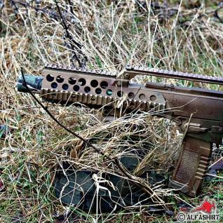 Tarnband Woodland Tarnung Waffe Gewehr Airsoft Tape Camouflage Klebeband #16377 - Vorschau 3