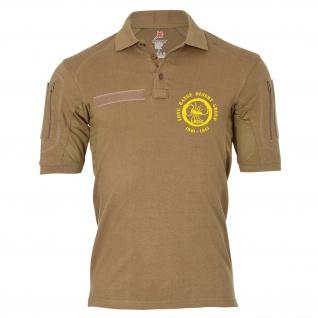 Tactical Poloshirt Alfa - Long Range Desert Group Spezialeinheit British #19331