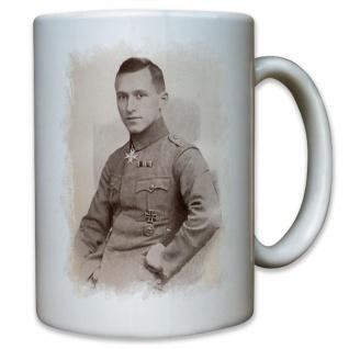 Ernst Jünger Weimarer Republik Großes Bundesverdienstkreuz - Tasse #12710