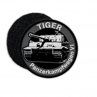 Patch Tiger Panzer Panzerkampfwagen VI Kommandant Uniform Aufnäher #23234