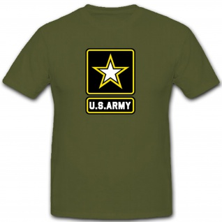 US Army Logo - T Shirt #7305