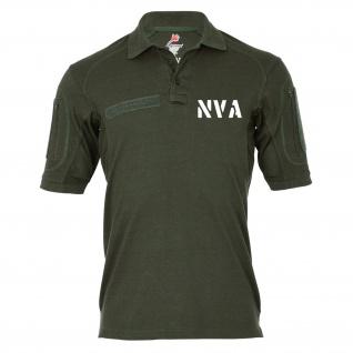 Tactical Poloshirt Alfa Nva DDR Nationale Volksarmee Streitkraft Militär #19292