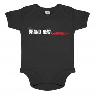 Baby Body Brand New Neugeborenes Fun Humor Lustig Mutter Vater Geschenk#34563
