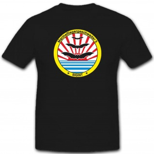 Mfg3 Wappen Abzeichen Marinefliegergeschwader Militär Bundeswehr T Shirt #3388