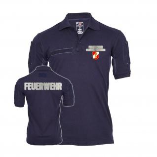 Tactcial Polo Feuerwehr Österreich ST.GEORGEN - STRASSBURG Austria Polo-Shirt #34595