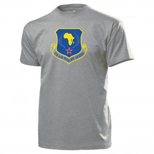 US Air Force Africa USAFE US Army America Amerika Afrika - T Shirt #14414