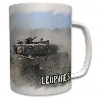 Leopard 2A4 Bundeswehr Panzer Leo 2 A4 Bataillon BW Bund Kompanie Tasse #7373