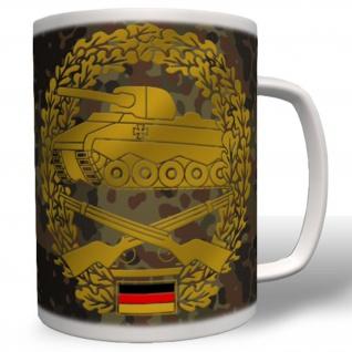 Panzergrenadier Abzeichen Bundeswehr Bw Tasse #1965