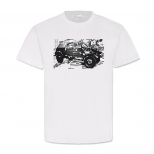 Kübel Typ 81 Kübelwagen Oldtimer Auto Kubelwagen Kdf-Wagen T Shirt #20378