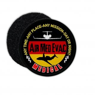 Patch Air Med Evac Medical Germany Luftwaffe Ambulance Aeromedical Arzt #30968