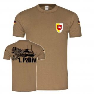 BW Tropen 1 Panzerdivision PzDiv Panzer Division Hannover Oldenburg #24481
