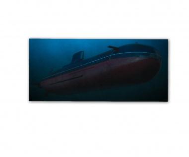 Poster rOEN911 Projekt 941 Akula Hai Sowjetunion Marine U-Booten ab30x14cm#30720