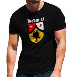 Drohnen Batterie 13 Einheit Kompanie Andenken Bundeswehr Drohne T Shirt #31827