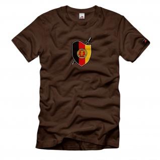 MfS-DDR Stasi Ministerium für Staatssicherheit Hemd Ostdeutschland T-Shirt#33344