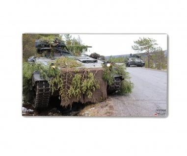 Poster M&N Pictures Deutsche Marder Schützenpanzer Bundeswehr ab30x17cm# 30277