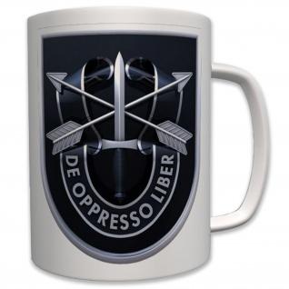 Green Berets Elite Einheit Us Army Militär Spezialeinheit - Tasse #6264