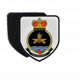 Patch Pasukan Khas Laut Marine Spezialeinsatzkräfte Kampfschwimmer Klett #33724