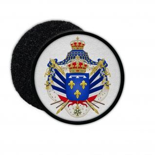 Patch Julimonarchie 1830-1831 Les Trois Glorieuses Frankreich Wappen #32896