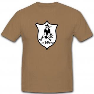 2 Jg 400 Wk Jagdgeschwader Wappen Militär Einheit Bundeswehr T Shirt #2489