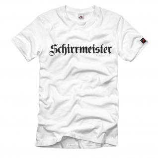 Schirrmeister Instandsetzung Bundeswehr - T Shirt #2743