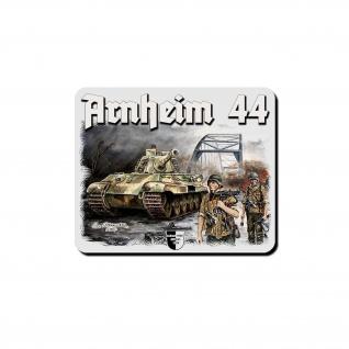 Lukas Wirp Arnheim 1944 Königstiger Panzer Gemälde Bild PzDiv - Mauspad #26850