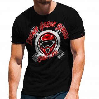 Cross Life EGS Motorrad Motorcross Totorcycle Extremsport T-Shirt#32139