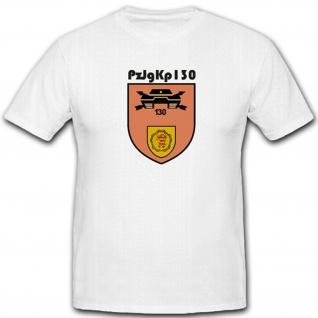 Bundeswehr Pzjgkp 130 Panzerjägerkompanie 120 52 Militär Wappen - T Shirt #4228