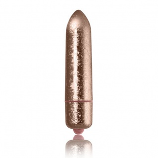 Vibrator Frosted Fleur - Crystal