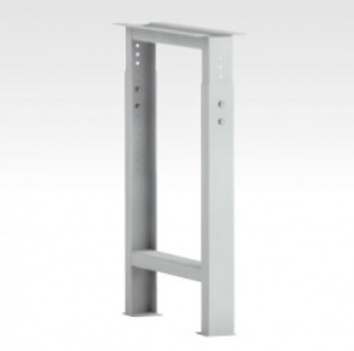 Werkbank-Fusselement höhenverstellbar H 700-1000 mm FE-UVP-02