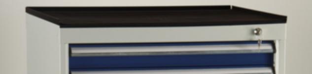 Abrollrand für Schubladenschrank Serie SGB 725 x 750 mm