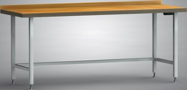 Hydraulik-Profi-Werktisch 2000x800x750-1030 mm LxTxH Höhenverstellung Elektro...