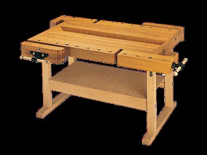 Hobelbank Duplo Modell 8/165 1650x900x870 mm LxTxH doppleseitig